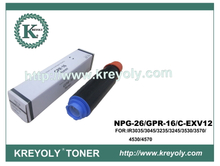 Compatible Toner Cartridge for Canon Toner for GPR-16/NPG-26/C-EVX12