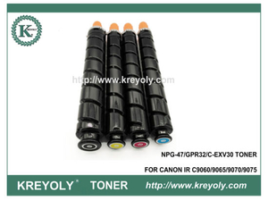 Compatible Color Toner Cartridge GPR-32/NPG-47/C-EXV 30