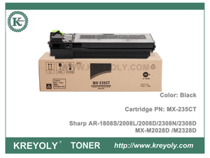 MX235 Sharp MX-235 Toner Cartridge for AR-1808S 2008L 2008D 2308N 2308D AR-5618 5620 5623