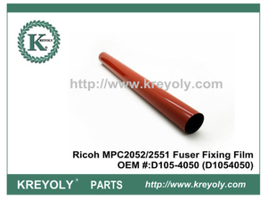 High Quality Japanese Ricoh MPC2052/2551 Fuser Fixing Film