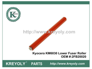 High Quality Lower Fuser Roller 2FB20020 for Kyocera KM6030