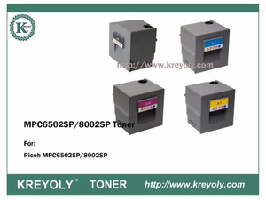 Ricoh Color Toner Cartridge MPC6505SP 8002SP