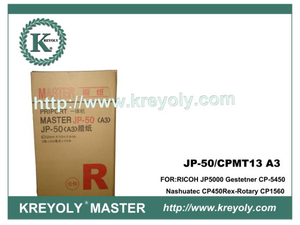 Compatible Master for JP-50/CPMT 13 A3