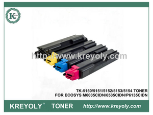 TK-5150 5151 5152 5153 5154 COLOR TONER CARTRIDGE FOR KYOCERA ECOSYS M6035CIDN M6535CIDN P6135CIDN