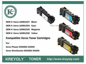 Compatible Xerox Phaser 6500DN WorkCentre 6505DN Toner Cartridge