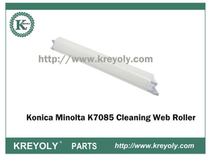 Cost-Saving Konica Minolta K7085 Cleaning Web Roller