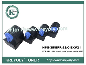 Stable Quality Toner Cartridge for Canon NPG-35/GPR-23/C-EXV21
