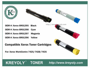 Compatible Xerox WorkCentre 7425 7428 7435 Toner Cartridge