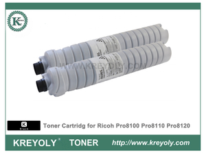 RIcoh Toner Cartridge for Pro 8100S 8110 8120