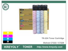 TN224 Toner Cartridge for Konica Minolta Bizhub C7222 C7226