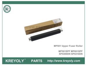 MP601SPF SP5300DN SP5310DN MP501SPF Upper Fuser Roller
