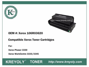 Compatible Xerox Phaser 3330 WorkCentre 3335 WC3345 Toner Cartridge