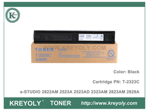Toshiba T-2323C Toner Cartridge for E-Studio 2822AM 2523A 2523AD 2323AM 2823AM 2829A