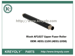 Cost-Saving Ricoh AF1027 AE01-1100 (AE01-1058) Upper Fuser Roller
