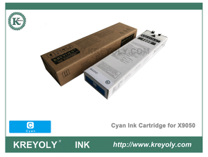 Color Cyan Ink Cartridge Riso ComColor Orphis X9050