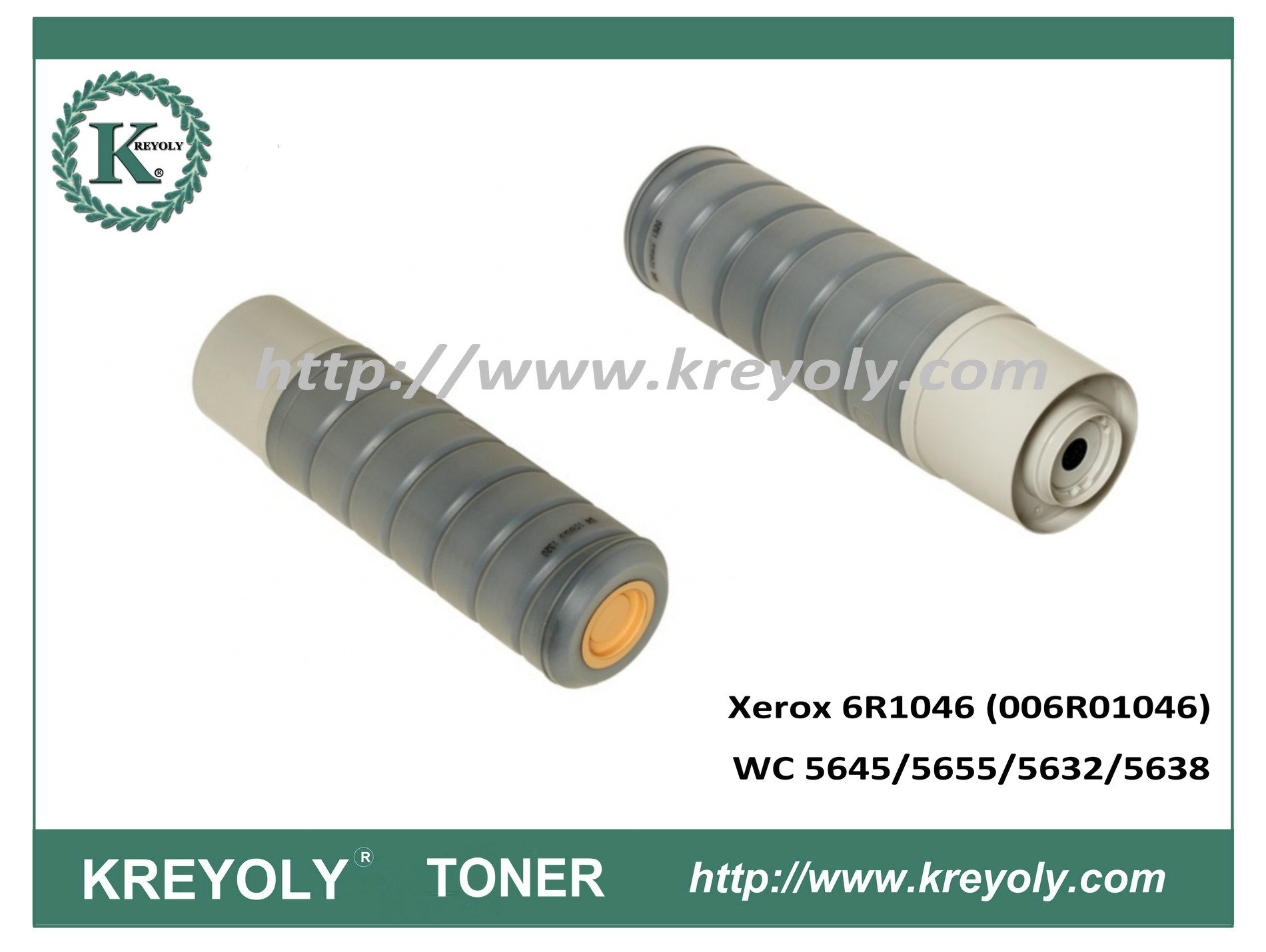 Original Quality Compatible Xerox 006R01046 Toner for WorkCentre 5645 5655 5632 5735 5745