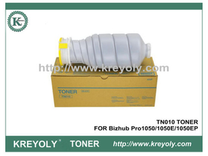 TN010 TONER CARTRIDGE FOR KONICA MINOLTA BIZHUB PRO 1050 1050E 1050EP