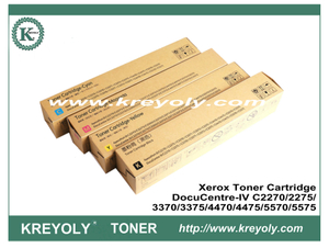 Xerox Toner Cartridge ApeosPort DocuCentre IV C2270 2275 3370 3375 4470 4475 5570 5575
