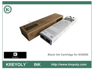 Black Color Ink Cartridge for Riso ComColor Orphis EX9050 InkJet Machine