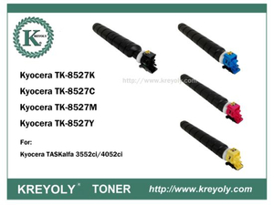 TK-8525/8526/8527/8528/8529 COLOR TONER CARTRIDGE FOR KYOCERA TASKALFA 3552CI 3553ci 4052CI 4053ci