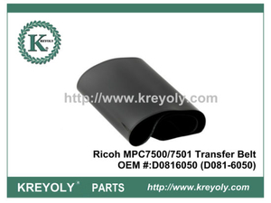 High Quality Ricoh Image Transfer Belt MPC7501 D0816050 (D081-6050)