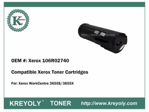 Compatible Xerox WorkCentre 3655S WC3655X Toner Cartridge