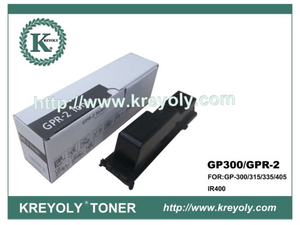 Good Quality Toner Cartridge for Canon GP-300/315//335/355/405/IR400