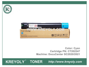 CT202247 CT202248 CT202249 CT202246 Toner Cartridge for Xerox DocuCenter SC2020 SC2021