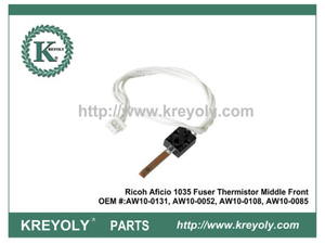 High Quality Ricoh Aficio 1035 Fuser Thermistor Middle Front