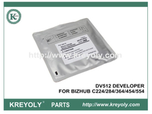 DV512 DEVELOPER FOR BIZHUB C224/284/364