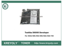 Toshiba D6000 DEVELOPER FOR E523/600/603/650/810/520/725