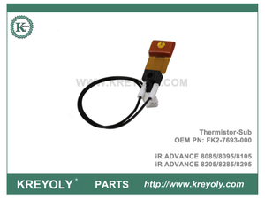FK2-7693-000 iR ADVANCE 8085 8095 8105 8205 8285 8295 Fuser Thermistor-Sub