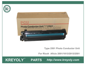 Drum Unit Type 2501 PCU for Ricoh Aficio 2001 1813 2013 2501