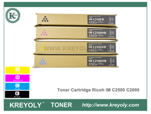 Ricoh Color Toner Cartridge for IMC2500 IMC2000