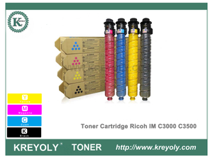 Ricoh Color Toner Cartridge for IMC3000 IMC3500