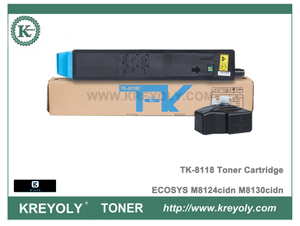 TK-8118 Kyocera Toner Cartridge for ECOSYS M8124cidn M8130cidn
