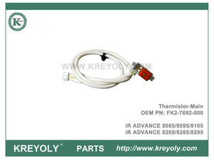 FK2-7692-000 For Canon iR ADVANCE 8085 8095 8105 8205 8285 8295 Fuser Thermistor Main
