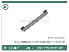 Copier Drum Cleaning Blade For Ricoh Aficio SP5200DN SP5210DN SP5200S SP5210SF SP5210SR