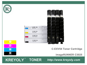 Canon C-EXV54Toner Cartridge For imageRUNNER C3025